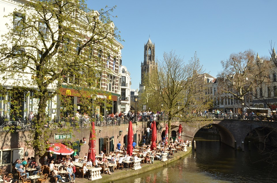 Stedentrip Utrecht